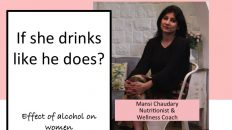 Effects of alcohol on women