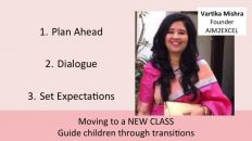 Guiding Your Child Through Transition